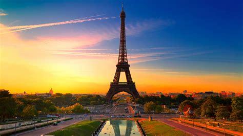 wallpaper eiffel tower paris france   world
