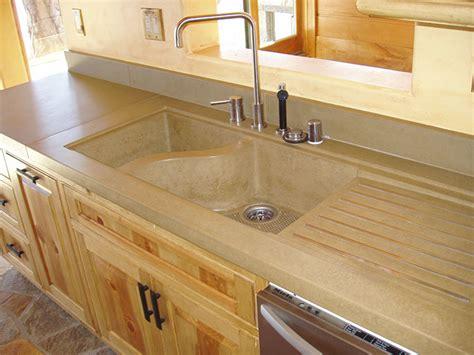 concrete kitchen sink sonoma cast concrete sinks concrete kitchen sinks 2431