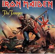 Trooper  trooper wallpaperIron Maiden Trooper Wallpaper