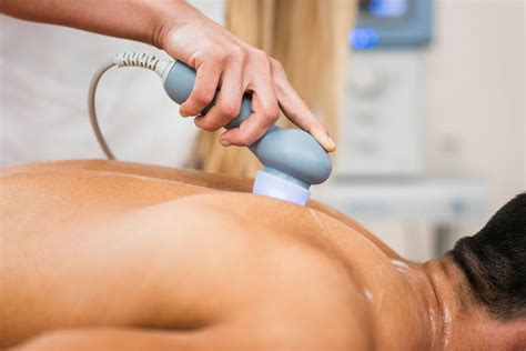 Ultrasound Warms Neck or Back Muscles for Active Physical