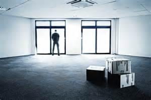Novak Druce's empty office?