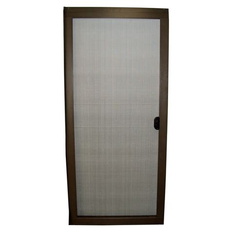 aluminum door aluminum door with screen