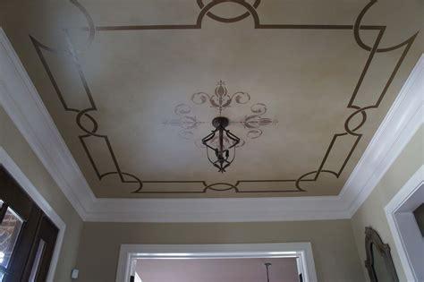 metallic kitchen backsplash decorative painted ceilings faux finish ceilings
