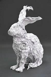 Sculpture En Papier Maché : best 25 gel medium ideas only on pinterest t gel medium mats and acrylic glue ~ Melissatoandfro.com Idées de Décoration