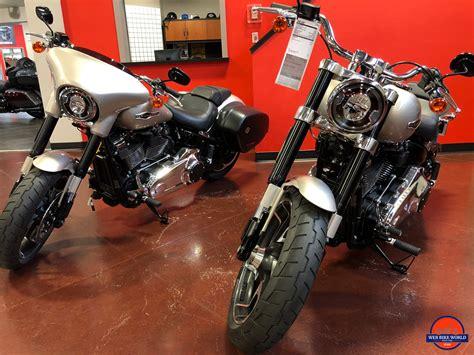 Harley Davidson Sport Glide Image by 2018 Harley Davidson Sport Glide Test Ride