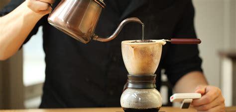 nel drip pot brewing guide   brew coffee blue
