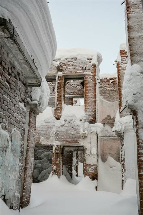 stark images  abandoned siberian gulag page