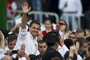 Mexico's Peña Nieto vows victory in presidential vote