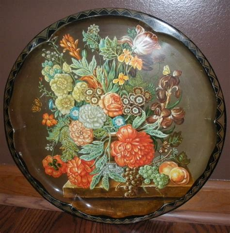 daher decorated ware tray 79 best images about beautiful trays on