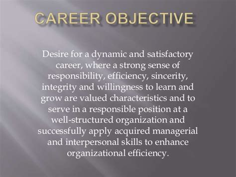 is a summary or objective better on a resume career objective self assessment summary linkedin