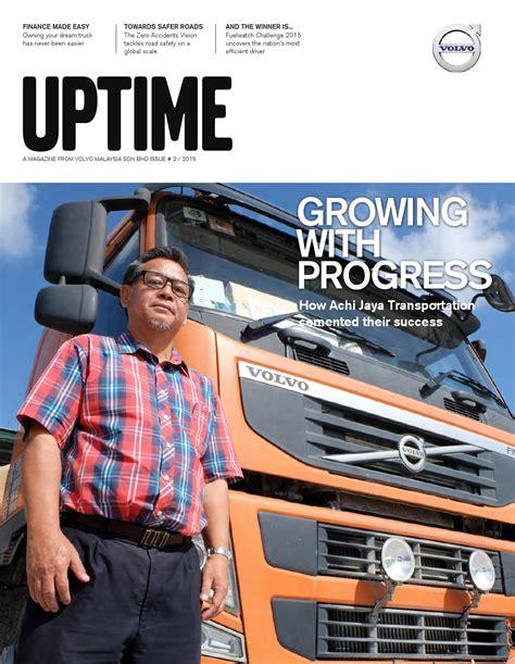 volvo trucks malaysia uptime issue    irina lau