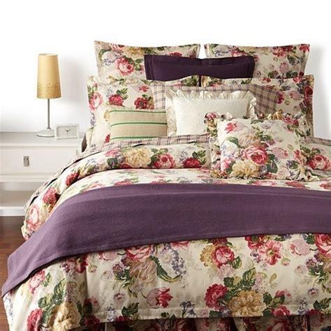 ralph lauren surrey garden floral 13 pc king comforter set new first quality gardens ralph