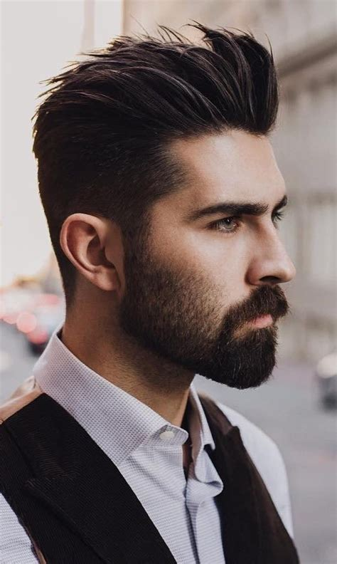 handsome  cool  latest mens hairstyles