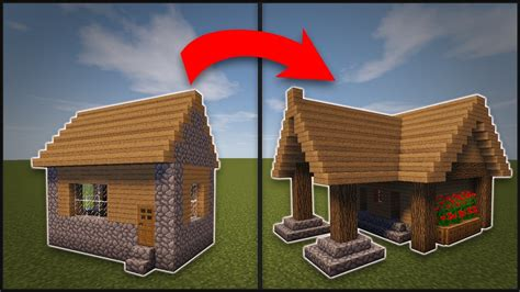minecraft   remodel  village library youtube
