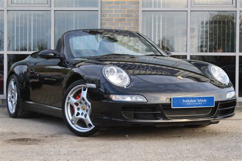 Search over 868 used porsche 911s. 2008 08 PORSCHE 911 3.8 997 CARRERA 4S CABRIOLET AWD For Sale | Car And Classic