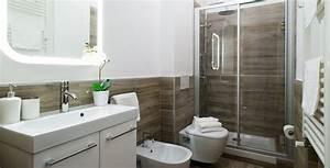 bagno con doccia mirabiliaromae