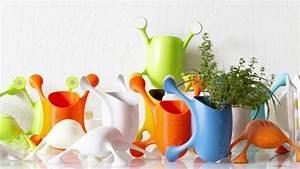 Pot Pour Plante Intérieur : pot design moderne et sympathique pour plantes d 39 int rieur ~ Melissatoandfro.com Idées de Décoration