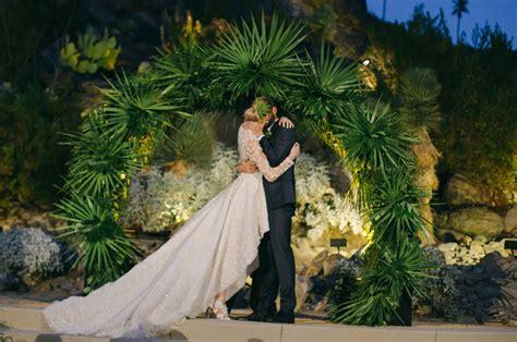 Whitney Port Tim Rosenman's Wedding Green Wedding