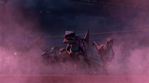 Jurassic World Camp Cretaceous Trailer Animated Netflix