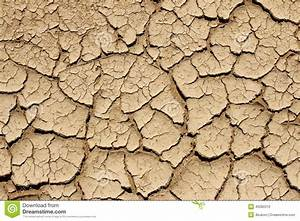 Detail Dry Cracked Ground Texture Stock Photo - Image ...