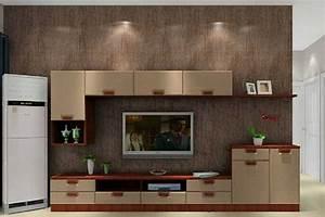 Deko Wohnzimmer Wand : wohnzimmerschrank eiche moderne wohnzimmerm bel mit tv ~ Lizthompson.info Haus und Dekorationen