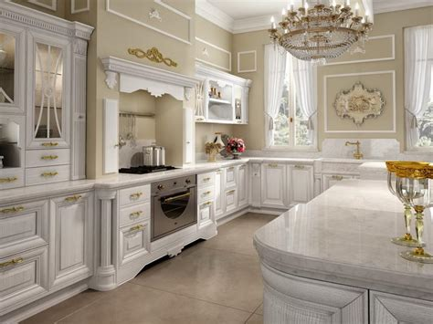 kitchen island with dining table 23 stunning white luxury kitchen designs