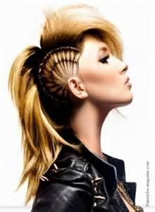 Modern Teen Girl Hairstyles