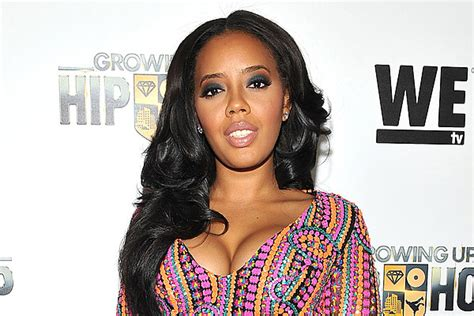 Angela Simmons Announces She's Pregnant With Her First