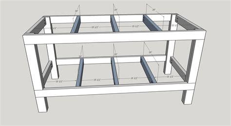 workbench plans  diy hubs