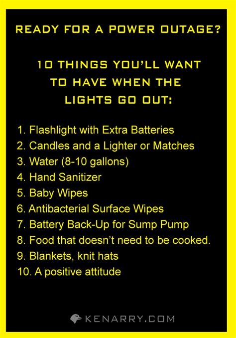 power outage  reasons  give
