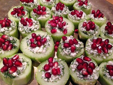 canape cups recipes cucumber cups canapés yes