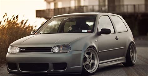 defensa fascia vw golf gti tipo  mk