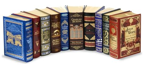 barnes and noble leatherbound classics benign objects leatherbound