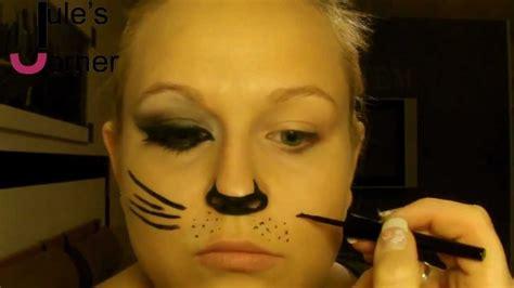 Easy Katzen Tutorial Karneval / Halloween