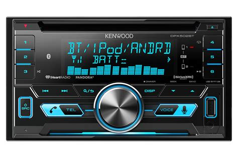 kenwood doppel din safeandsoundhq kenwood dpx502bt din cd receiver with bluetooth