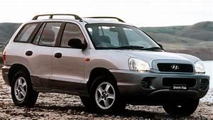 Hyundai Santa Fe 2006 : hyundai santa fe sm 2001 2006 reviews ~ Medecine-chirurgie-esthetiques.com Avis de Voitures