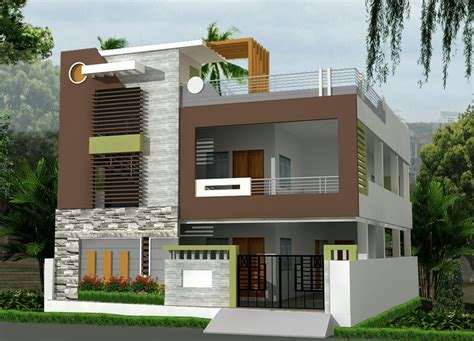 notice the perimeter wall and residence wall offset
