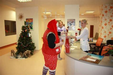 Šodien Cēsu klīnikā viesojās SirdsDarbs rūķu darbnīcas ...