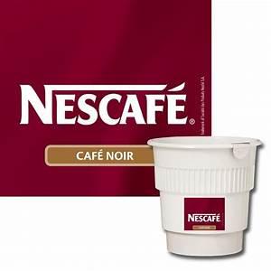 Dosage Café Filtre : gobelet pr dos caf nescaf noir non sucr 20 boissons nescaf ~ Voncanada.com Idées de Décoration