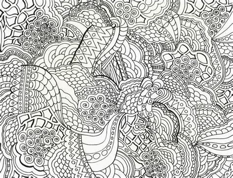 printable detailed coloring pages  image