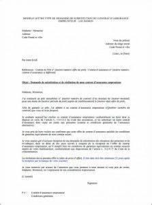 Remboursement Assurance Emprunteur Lettre Type : r silier son assurance de pr t immobilier ~ Gottalentnigeria.com Avis de Voitures