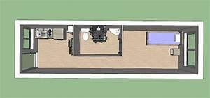 Modle De Studio De 30 M Pour Rsidence Modulaire