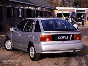 Hyundai Pony 5 Doors