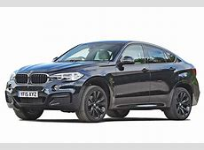 BMW X6 SUV 2019 review Carbuyer