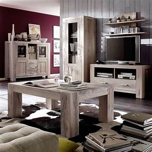 Highboard Eiche Massiv : highboard braxton in eiche massiv wei gek lkt ~ Indierocktalk.com Haus und Dekorationen