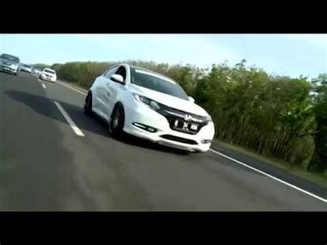 Honda Hrv Modification by Honda Hr V Show Modification At Honda Jazz Brio Tuning