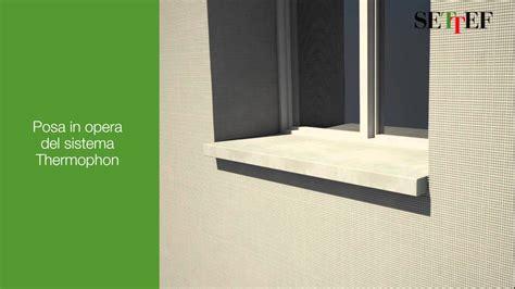 davanzali finestre settef i davanzali delle finestre nella posa in opera