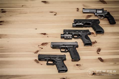 Best Handgun/pistol For Beginners & Home Defense [2017]