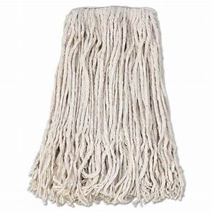 BWKCM02024S Boardwalk® Banded Cotton Mop Head - Zuma