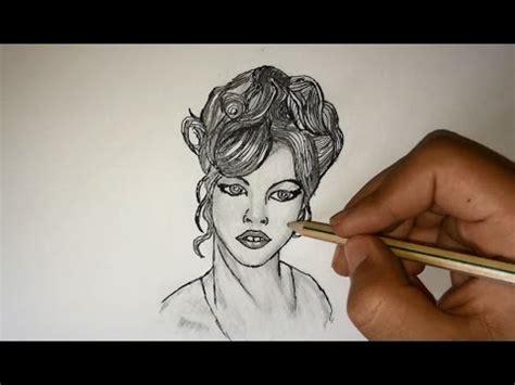 Dessin Facile A Faire Pour Debutant Comment Dessiner Un Portrait Inspiration Facile Pour D 233 Butant